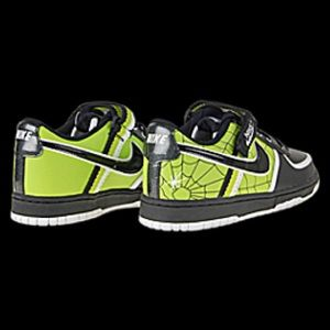 meet b1f13 de427 Nike Shoes - Nike Vandal Low Bright Cactus Black White 4.5 Y